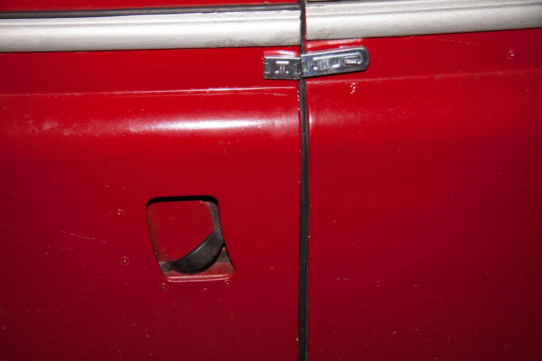 extra deurslot