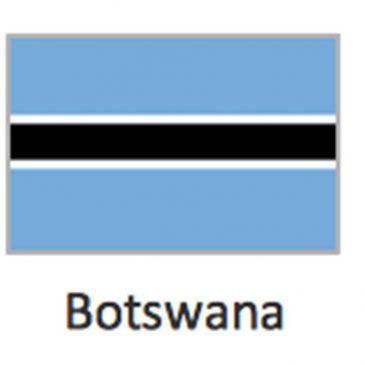 Reisplan Botswana