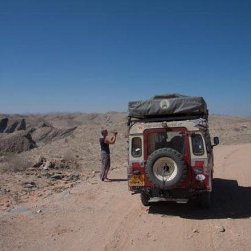 Namibië in 2 minuten