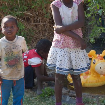 From Swakopmund to Ugab Rhino Camp