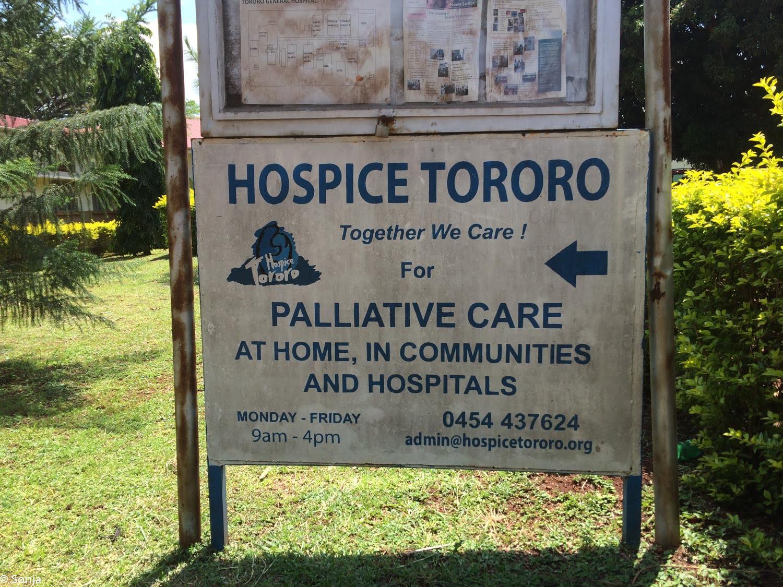 hospice Tororo, Uganda