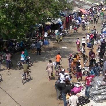 Noodgedwongen verblijf in Tabora