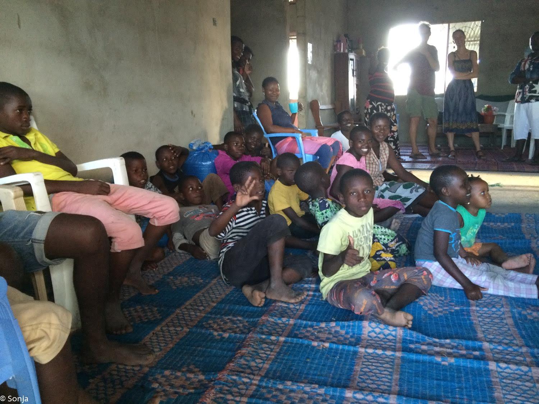Mama Sifa Johns weeshuis