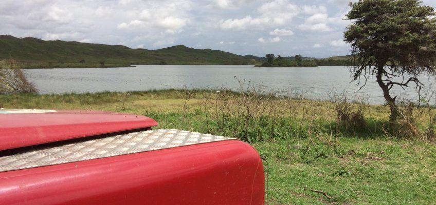 lake, Arusha National Park, Tanzania