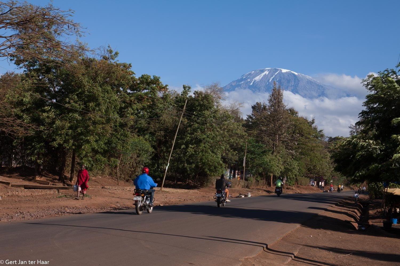 Annemarie en de Kilimanjaro
