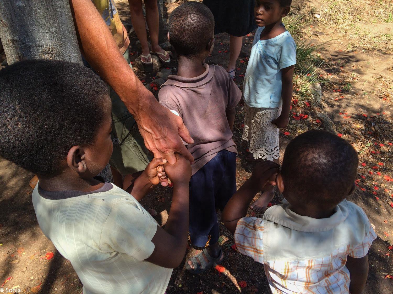 kids, FloJa Foundation in Ngara, Malawi